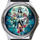 Kubo and The Two Strings Round Metal Watch