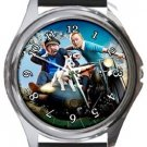 The Adventures of Tintin Round Metal Watch