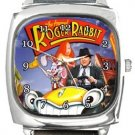 Who Framed Roger Rabbit Square Metal Watch