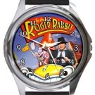 Who Framed Roger Rabbit Round Metal Watch