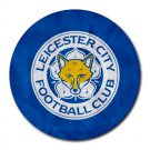 Leicester City FC Heat-Resistant Round Mousepad
