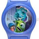 Monsters Inc Blue Plastic Watch