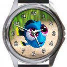 Finding Baby Dory Round Metal Watch