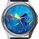 Finding Dory Round Metal Watch