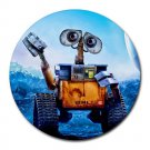 Cute Walle Heat-Resistant Round Mousepad