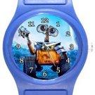 Cute Walle Blue Plastic Watch
