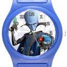 Megamind Blue Plastic Watch