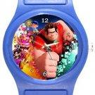 Wreck It Ralph Blue Plastic Watch