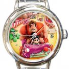 Wreck It Ralph Round Italian Charm Watch