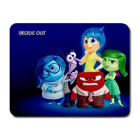 Inside Out Heat-Resistant Mousepad
