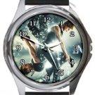 Insurgent Round Metal Watch