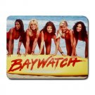 Baywatch Babes Heat-Resistant Mousepad