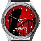 Nosferatu Round Metal Watch