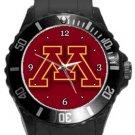 Minnesota Golden Gophers M Plastic Sport Watch In Black