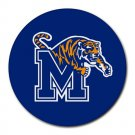 The University of Memphis Tigers Heat-Resistant Round Mousepad