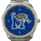 The University of Memphis Tigers Sport Metal Watch