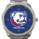 Louisiana Tech Bulldogs Sport Metal Watch