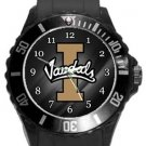 The University of Idaho Vandals Plastic Sport Watch In Black