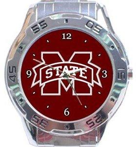 Mississippi State Bulldogs Analogue Watch