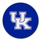 The University of Kentucky Wildcats Heat-Resistant Round Mousepad