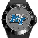Middle Tennessee Blue Raiders Plastic Sport Watch In Black