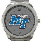 Middle Tennessee Blue Raiders Sport Metal Watch
