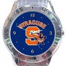 Syracuse University Orange Analogue Watch