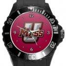 Massachusetts Minutemen Plastic Sport Watch In Black