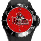 Rutgers Scarlet Knights Plastic Sport Watch In Black