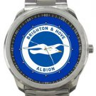 Brighton & Hove Albion FC Sport Metal Watch