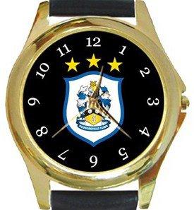 Huddersfield Town AFC Gold Metal Watch
