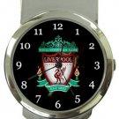 Liverpool Football Club Money Clip Watch