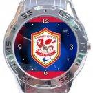 Cardiff City FC Analogue Watch