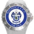 Rochdale AFC The Dale Plastic Sport Watch In White