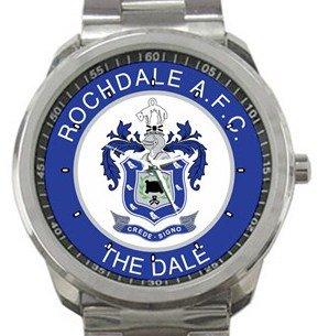 Rochdale AFC The Dale Sport Metal Watch
