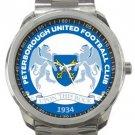 Peterborough United Football Club Sport Metal Watch