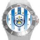 Huddersfield Town Football Club Plastic Sport Watch In White