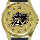 The Army Black Knights Gold Metal Watch