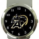 The Army West Point Black Knights Money Clip Watch