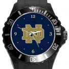 Notre Dame Fighting Irish Plastic Sport Watch In Black