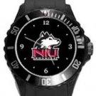 Northern Illinois NIU Huskies Plastic Sport Watch In Black