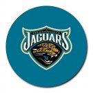The Jacksonville Jaguars Heat-Resistant Round Mousepad
