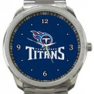 The Tennessee Titans Sport Metal Watch