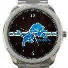 The Detroit Lions Sport Metal Watch