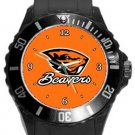 The Oregon State Beavers Plastic Sport Watch In Black