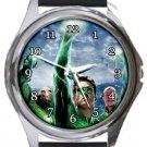 The Green Lantern Round Metal Watch