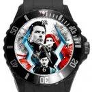Inhumans Plastic Sport Watch In Black