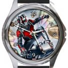 The Antman Round Metal Watch