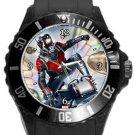 Antman Plastic Sport Watch In Black