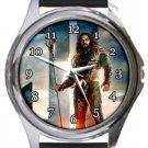 Aquaman Round Metal Watch